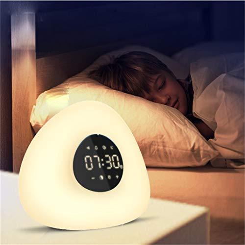Despertador inteligente con despertador