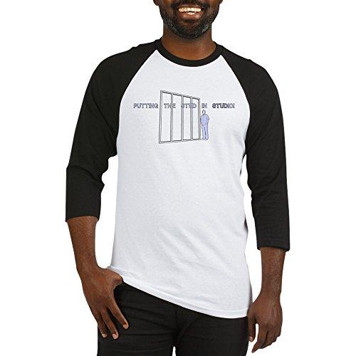 CafePress - Studio Clothing - Cotton Baseball Jersey, 3/4 Raglan Sleeve Shirt