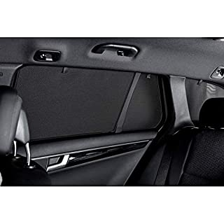 Set Car Shades compatible with Volkswagen Tiguan II Allspace 2017-