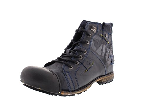 Yellow Cab INDUSTRIAL M Industrial M, Chaussures montantes homme Blau (BLUE)