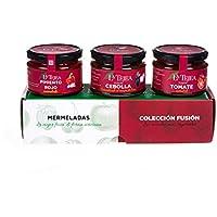 La Tejea, Conserva de cebolla (Surtido de sabores) - 3 latas
