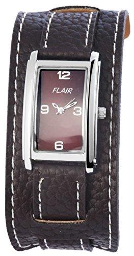 flair-montre-analogique-pour-femme-en-cuir-marron-100327000140