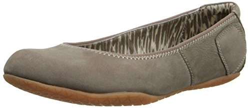 Hush Puppies Zion Tol Slip-on Loafer Taupe Nubuck