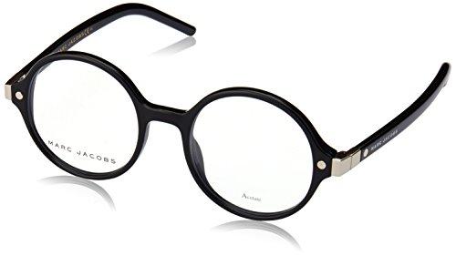 Marc Jacobs Marc 22 807 48 Montures de Lunettes, Black, Mixte Adulte