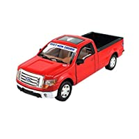 Blancho Red Simulate Car Model Diecast Vehicle