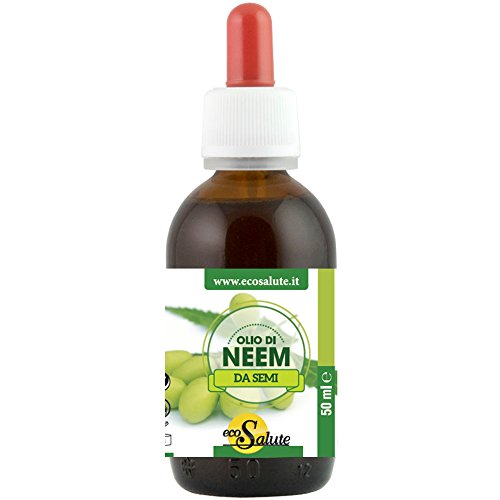 spazio ecosalute olio di neem semi - 50 ml
