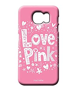 Love Pink - Pro case for Samsung S6