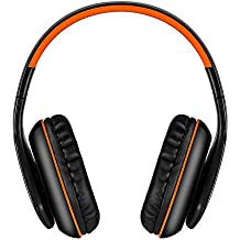 Auriculares Estéreo Inalámbricos Bluetooth Stereo Stereo Stereo Headset 4.1 , Naranja