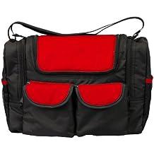 Amazon.es: bolsa pañales rojo