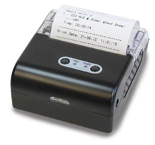 Thermodrucker, kabellose Infrarot-Verbindung zu SAUTER HN, HMM und HMO