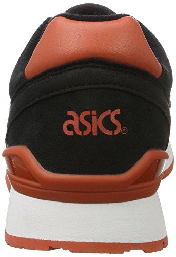 Asics Unisex-Erwachsene Gel-Atlanis Sneaker Schwarz/Grau