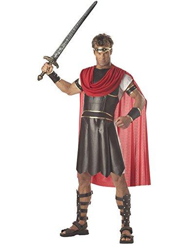 Hercules Kostüm für Männer (Spartan Kostüme Für Männer)