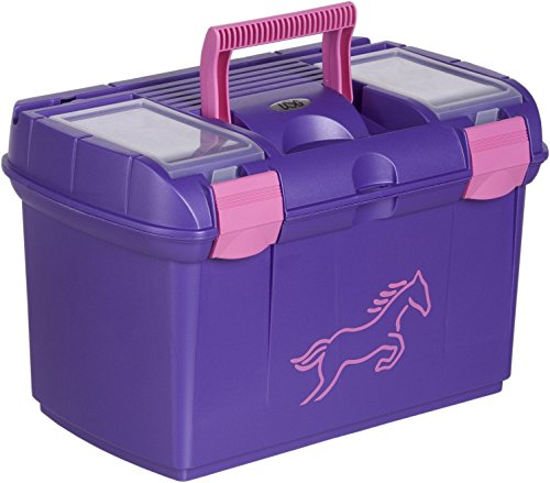 United Sportproducts Germany USG 16000001-535 Putzbox, metallic violett/ fuchsia Beschlge