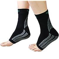 HLYOON W01 Fersensporn-Socken und Kompressionsstrümpfe, die mit Fersen/Knöchel zu tun sind, fördert Durchblutung... preisvergleich bei billige-tabletten.eu