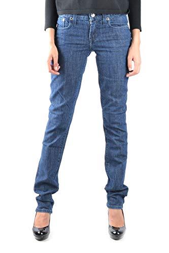 Ralph Lauren Luxury Fashion Damen MCBI15571 Blau Jeans | Jahreszeit Outlet