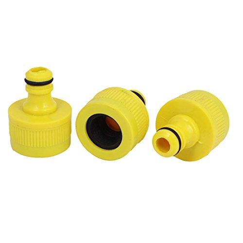 X-Dr Garten-Wasser-Spritzpistole Kunststoff-Schnellverbinder 3 Stück für 16mm Durchmesser Schlauch (8dbb30973af7c41e065dcb58e2a1b1cd)