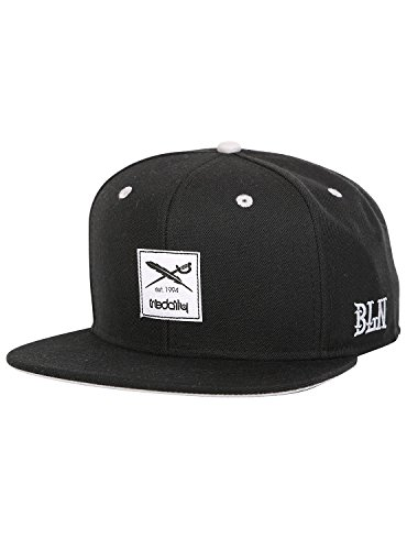 Iriedaily Daily Flag Snapback [Black]