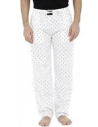 London Bee Men's Cotton Poplin Printed Pyjama/ Lounge Pant MPLB0104