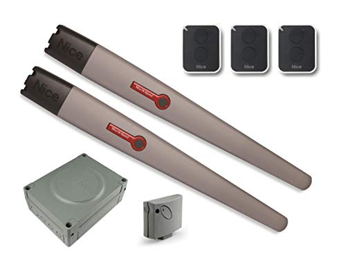 Nice-TOONA-5-HS-KIT-2-X-TO5024HS-motores-MC824H-central-De-Mando-SMXI-receptor-3-X-ON2E-transmisores-para-puertas-batientes-con-hojas-de-hasta-5-m-o-400-kg-24-Vdc-montaje-externo-con-encoder-magntico