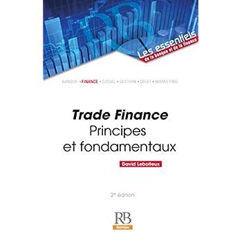 Trade finance: Principes et fondamentaux