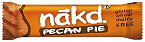 Nakd Pecan Pie 35 g (Pack of 18)