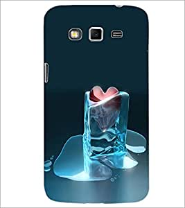 PrintDhaba Heart D-2351 Back Case Cover for SAMSUNG GALAXY GRAND 2 (Multi-Coloured)