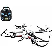 KOBWA JJRC H31 Drohne Wasserdichte RC Quadrocopter 2.4G 4CH 360° Drohne-Headless-Fernbedienung Ohne Kamera, Weiß / Grün