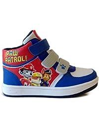 Sneakers blu per bambino Paw patrol
