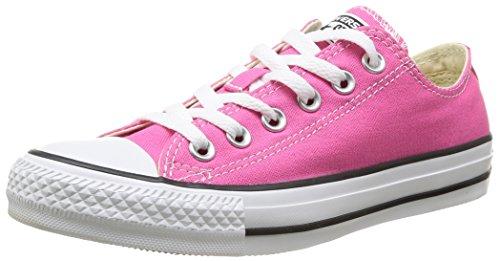 Converse, All Star Ox Canvas Seasonal, Sneaker, Unisex - adulto Rosa