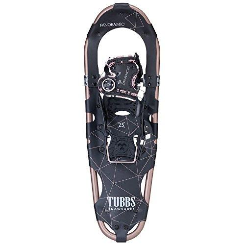 Tubbs Mujer Panoramic Raquetas, mujer, Panoramic, negro