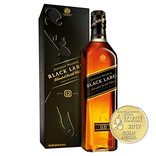 Zoom IMG-2 johnnie walker black label scotch
