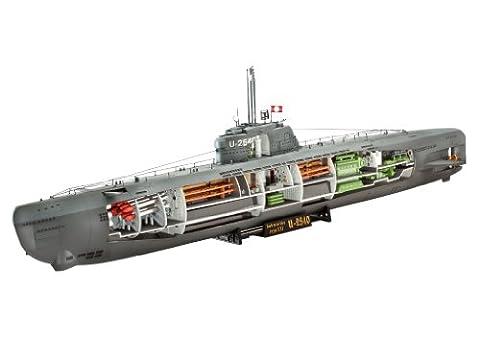 Batterie B 144 - Revell - 05078 - Maquette - U-Boat