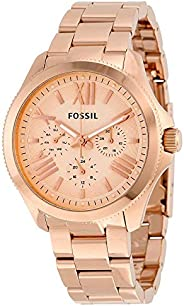 Fossil Cecile Multifunction Rose Gold-Tone AM4511 Watch For Women