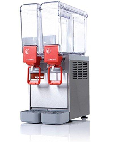 Dispensador de bebidas frías L, 2 x 8 x 250 x H630 P400-UGOLINI