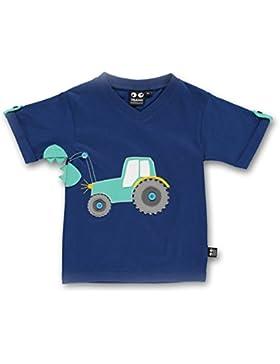 UBANG Jungen T-Shirt TRAKTOR in blau