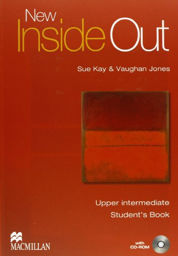 New inside out. Upper-intermediate. Student's book-Workbook. Without key. Per le Scuole superiori. Con CD Audio. Con CD-ROM