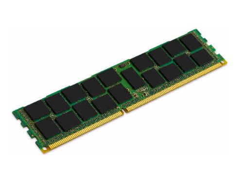 Kingston Technology ValueRAM 16GB 1600MHz DDR3 ECC Reg CL11 DIMM DR x4 with TS Server Hynix A Desktop Memory KVR16R11D4/16HA