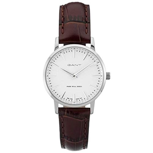 Gant Ladies Wrist Watch W11401, White/Brown, One Size