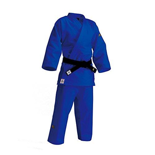 Mizuno judogi yusho omologato ijf blu (tg. 3 1/2)