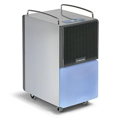 TROTEC Deumidificatore TTK 122 E per ambienti fino a 120 m² / 300 m³, max. 40 Litri/24h