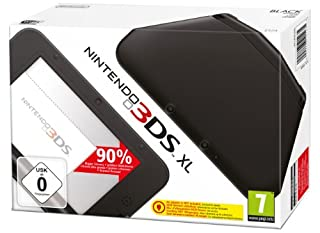 Console Nintendo 3DS XL noire (B00BFX79FA) | Amazon price tracker / tracking, Amazon price history charts, Amazon price watches, Amazon price drop alerts