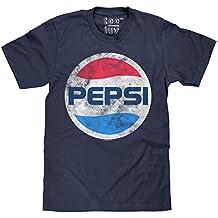 Pepsi Classic Logo oficial Camiseta