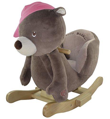 'Animal à bascule cheval à bascule ours Annie \