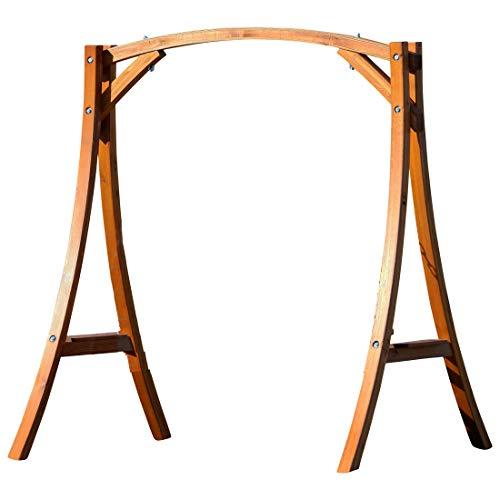 ASS Gestell für Hollywoodschaukel Rio aus Holz Lärche von