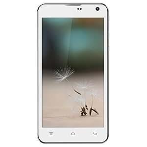 Hisense U966 Smartphone débloqué (5 pouces - 4 Go) Blanc (import Espagne)