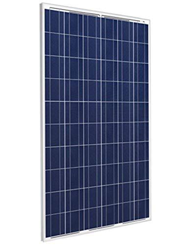 Panel Solar 270w 60 Células 24v 12v Polycrystalline Fotovoltaica