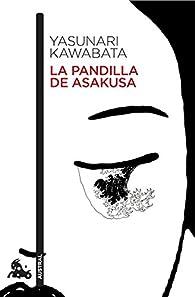 La pandilla de Asakusa par Yasunari Kawabata