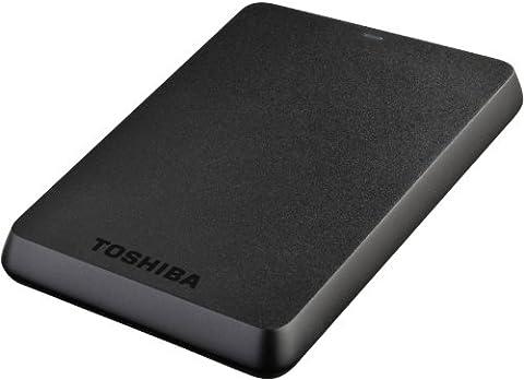 Toshiba STOR.E BASICS 2TB 2000Go Noir disque dur externe - disques durs externes (2000 Go, 2.5