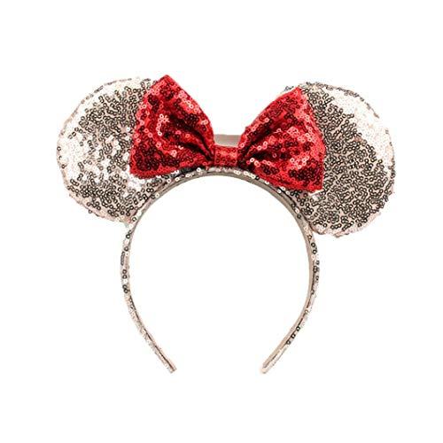 hren Stirnband Schmetterling Glitter Haarband Für Mädchen ()