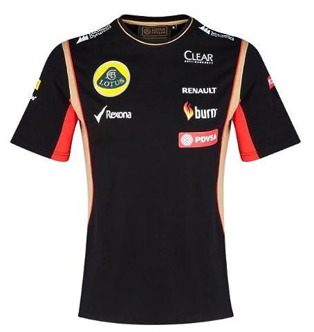 Lotus F1 Replica T-Shirt 2014 (Men)